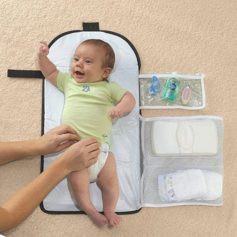 زیر انداز تعویض نوزاد مسافرتی سامر SUMMER