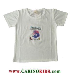 تیشرت کودک نخی مدل TI7