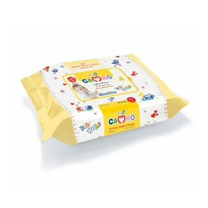 دستمال مرطوب پاکتی 20 عددی کمرو
