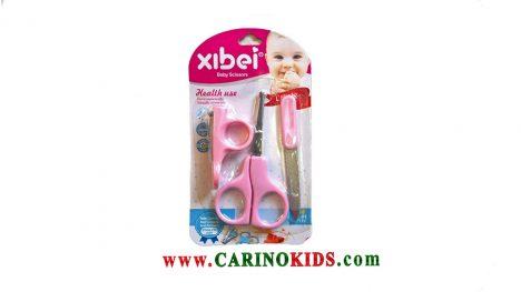 ست بهداشتی نوزاد xlbei رنگ صورتی