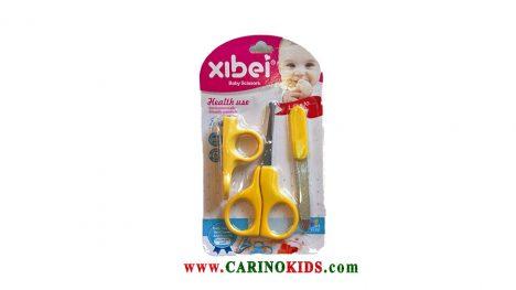 ست بهداشتی نوزاد xlbei رنگ زرد