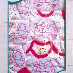ست لباس نوزادی 19 تکه بیبی باکس مدل BK213