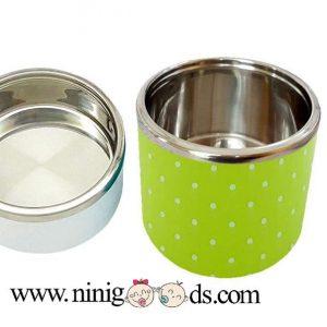 نمای داخل ظرف نگهدارنده غذای کودک مدل LB212