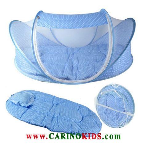 پشه بند تشک دار نوزادی هپی بیبی مدل PT6