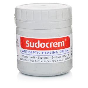 کرم سوختگی سودوکرم نوزاد 250 گرمی sudocrem