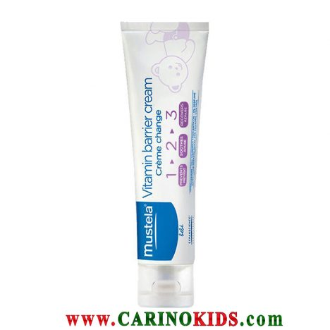 کرم سوختگی پای کودک موستلا ویتامینه 123